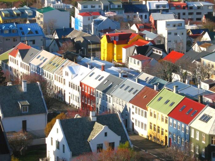 Reykjavik_rooftops