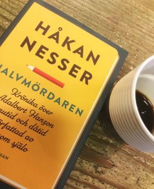 Håkan Nesser Halvmördaren
