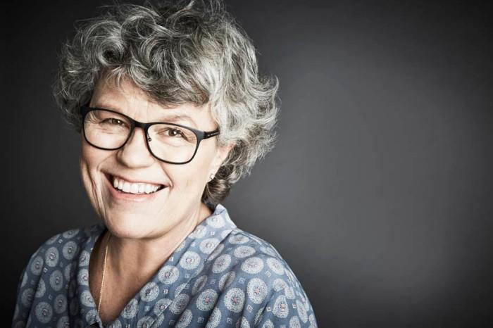 Anne Holt Foto Anna-Lena Ahlström