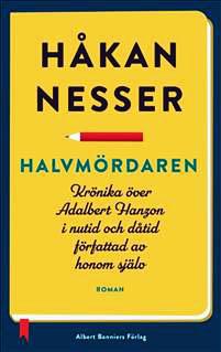 Håkan Nesser Halvmördaren 2