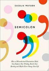 Cecelia Watson semicolon
