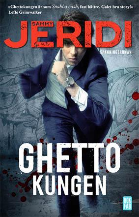 Sammy Jeridi JERIDI_Ghettokungen_ebok_BLURB-450x700