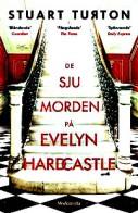 Stuart Turton de-sju-morden-pa-evelyn-hardcastle